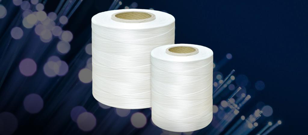 Urethane-coated Glass Yarn